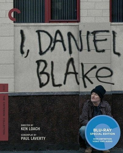 I, Daniel Blake (The Criterion Collection) BLU-RAY NEW