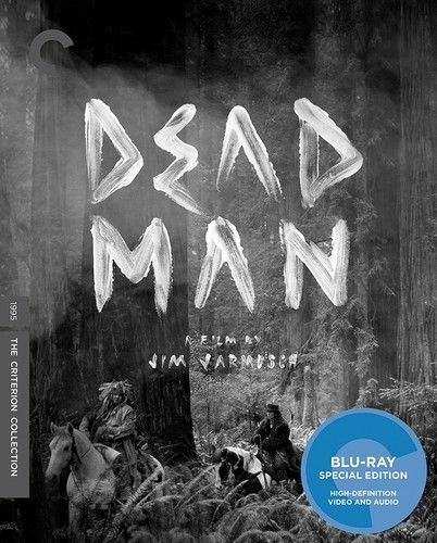 Dead Man (1995 Johnny Depp) (The Criterion Collection, 4K) BLU-RAY NEW