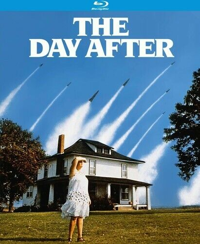 The Day After (1983 Jason Robards) (2 Disc) BLU-RAY NEW