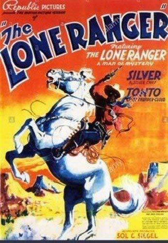 The Lone Ranger (1938 Chief Thundercloud) DVD NEW