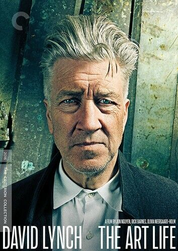 David Lynch: The Art Life (The Criterion Collection) DVD NEW