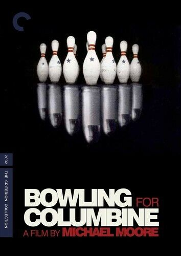 Bowling for Columbine (The Criterion Collection, 2 Disc) DVD NEW