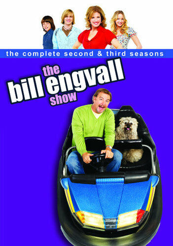 The Bill Engvall Show: Complete Second and Third Seasons (Seasons 2 / 3) DVD NEW