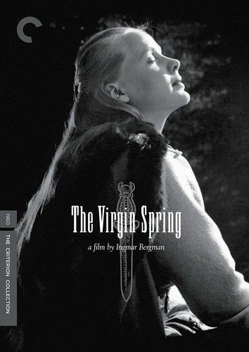 The Virgin Spring (The Criterion Collection) DVD NEW
