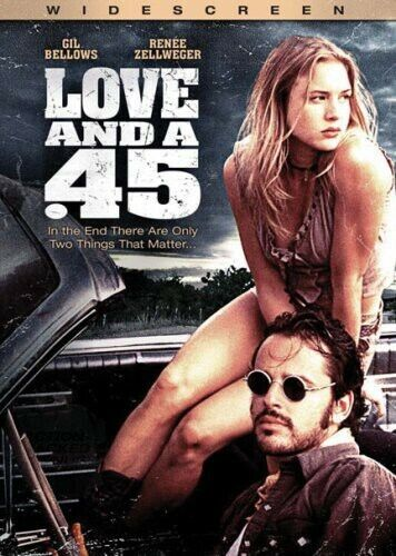 Love and a .45 DVD NEW