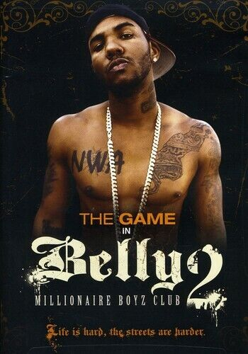 Belly 2: Millionaire Boyz Club DVD NEW