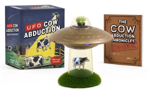 UFO Cow Abduction: Beam Up Your Bovine (With Light and Sound!) by Matt Smiriglio