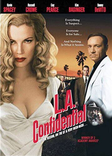 L.A. Confidential DVD NEW