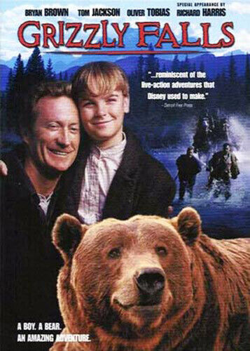 Grizzly Falls DVD NEW