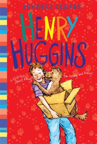 Henry Huggins by Cleary, Beverly -Paperback