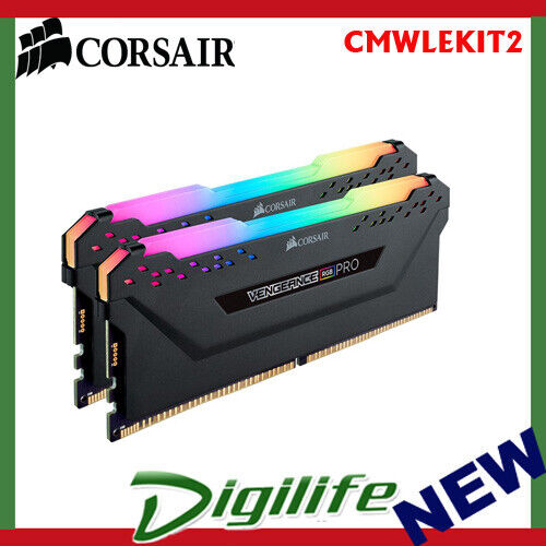 Corsair Vengeance RGB PRO Light Enhancement Kit - Black CMWLEKIT2