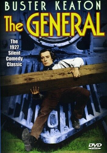 [DVD NTSC/0 NEW] GENERAL (1927) BW