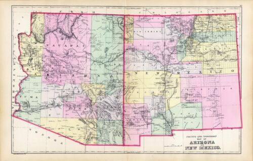 118 maps NEW MEXICO STATE history old GENEALOGY DVD