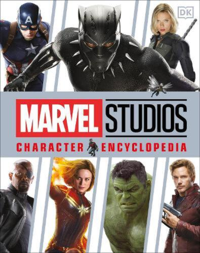 Marvel Studios Character Encyclopedia by Adam Bray Hardcover Book Free Shipping!