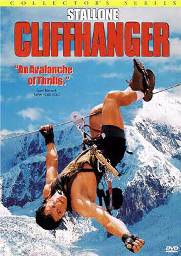 Cliffhanger (1993 Sylvester Stallone) (Collectors Edition) DVD NEW