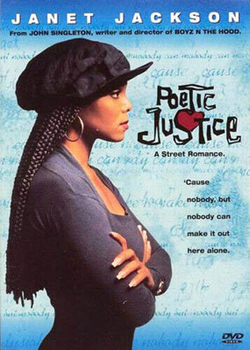 Poetic Justice DVD NEW