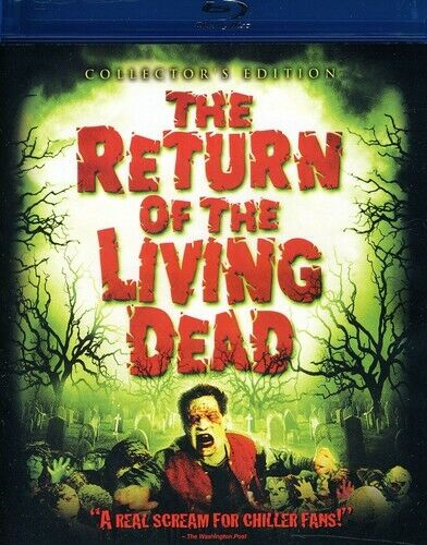 The Return of the Living Dead (1985) BLU-RAY NEW