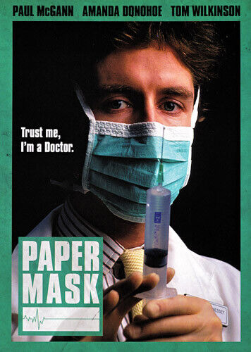Paper Mask DVD NEW