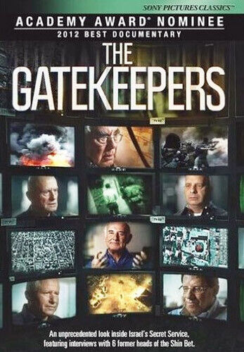 The Gatekeepers DVD NEW