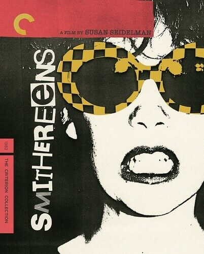 Smithereens (The Criterion Collection) BLU-RAY NEW