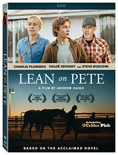 Lean on Pete DVD NEW