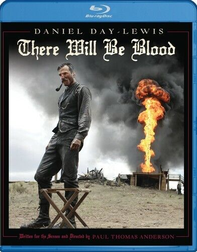 There Will Be Blood BLU-RAY NEW