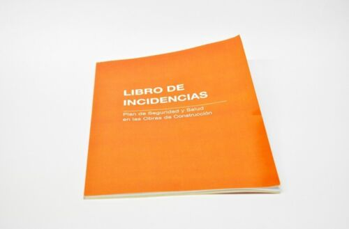 Libro de Incidencias