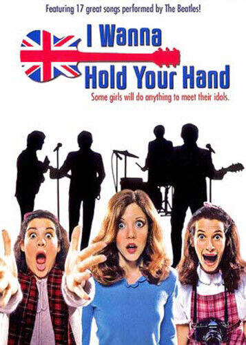 I Wanna Hold Your Hand DVD NEW