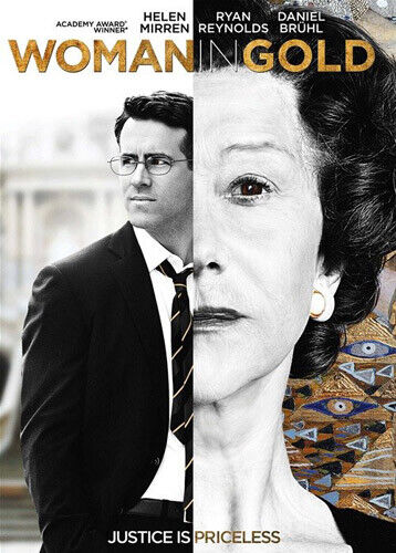 Woman in Gold DVD NEW
