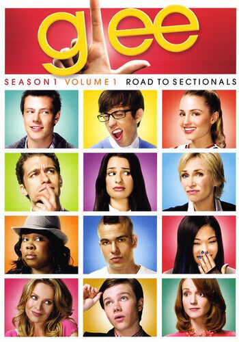 Glee: Season 1 Volume 1: Road to Sectionals (4 Disc) DVD NEW