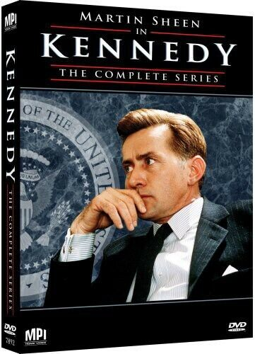 Kennedy: The Complete Series (2 Disc) DVD NEW