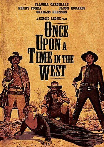 Once Upon a Time in the West DVD NEW