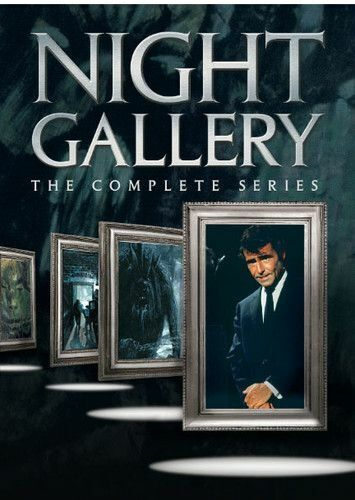 Night Gallery: The Complete Series (10 Disc) DVD NEW