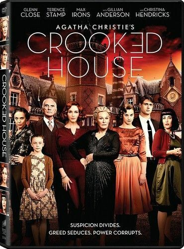 Crooked House DVD NEW