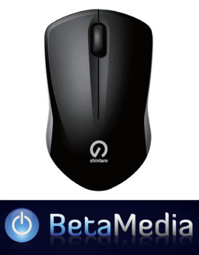 Shintaro Mini Bluetooth Wireless Mouse 5 Buttons for Laptop PC MAC Android