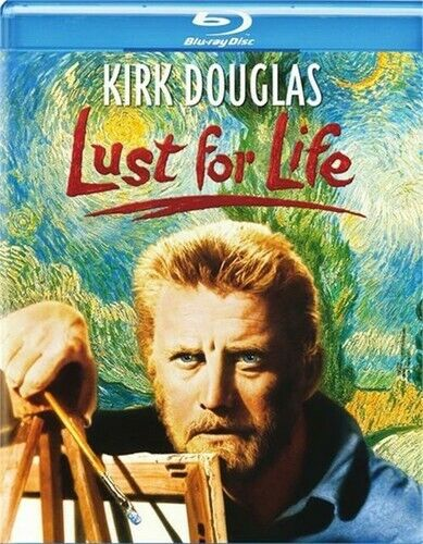 Lust for Life BLU-RAY NEW