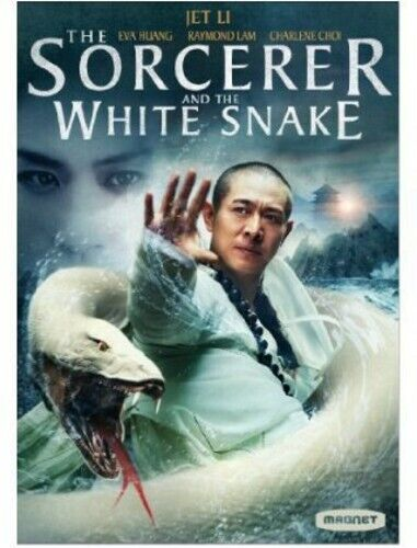 The Sorcerer and the White Snake DVD NEW