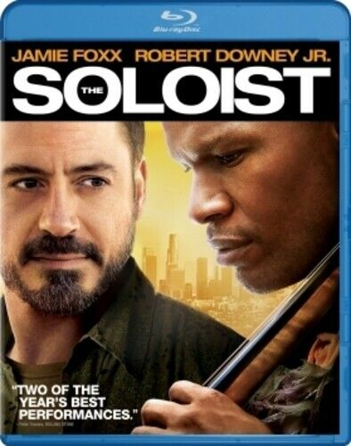 The Soloist BLU-RAY NEW