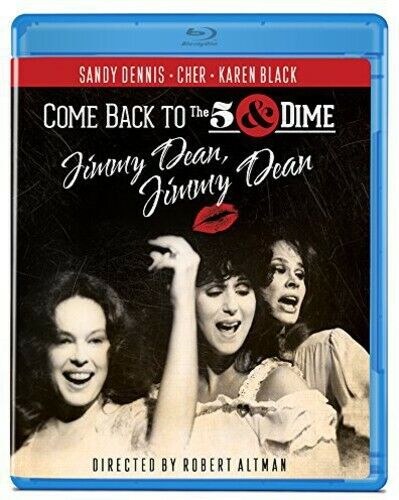Come Back to the 5 & Dime, Jimmy Dean, Jimmy Dean BLU-RAY NEW