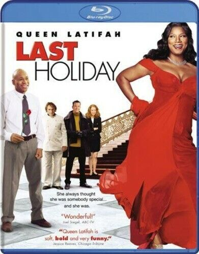 Last Holiday (2006 Queen Latifah ) BLU-RAY NEW