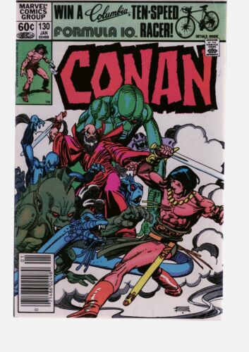 CONAN THE BARBARIAN 130  HUGE SELECTION OF MARVEL COMICS IN STOCK