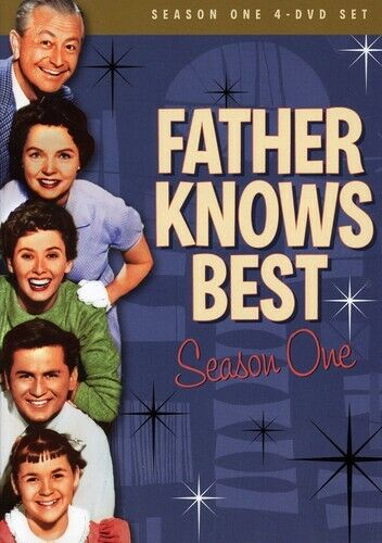 Father Knows Best: Season 1 (First Season) (4 Disc) DVD NEW