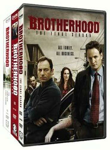 Brotherhood: The Complete Series (9 Disc) DVD NEW