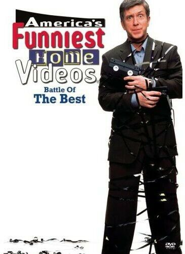 America's Funniest Home Videos: Battle of the Best DVD NEW