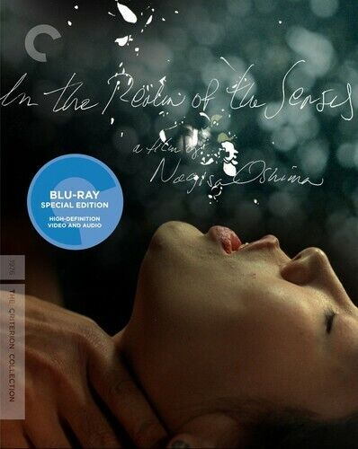 In the Realm of the Senses (The Criterion Collection) BLU-RAY NEW