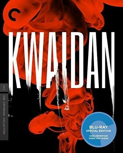 Kwaidan (The Criterion Collection) BLU-RAY NEW