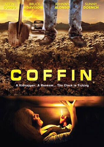 Coffin (2011 Kevin Sorbo) DVD NEW