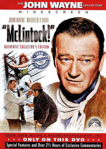 McLintock (Collectors Edition) DVD NEW
