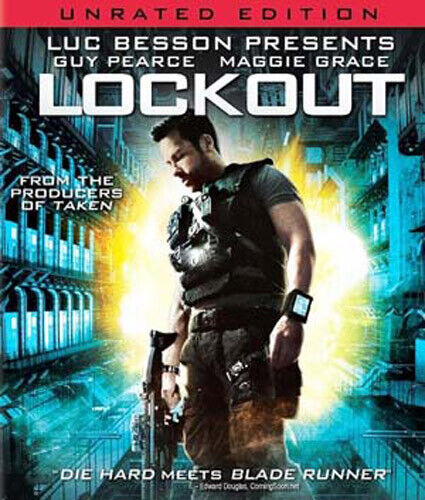Lockout (Unrated Edition) BLU-RAY NEW