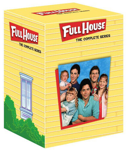 Full House: The Complete Series (32 Disc) DVD NEW